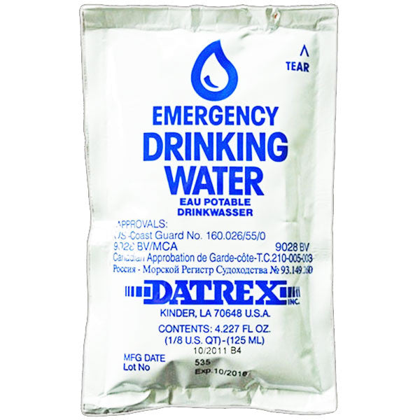 Emergency Water