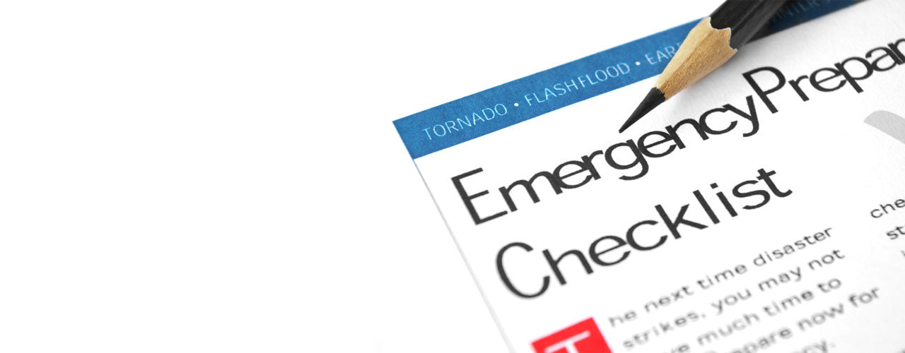 top ten things you need on your emergency checklist