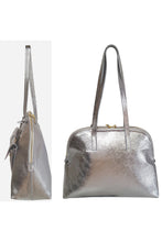 Load image into Gallery viewer, Iconic Bugatti Leather Tote