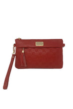 Load image into Gallery viewer, Rose-Embossed Small Crossbody