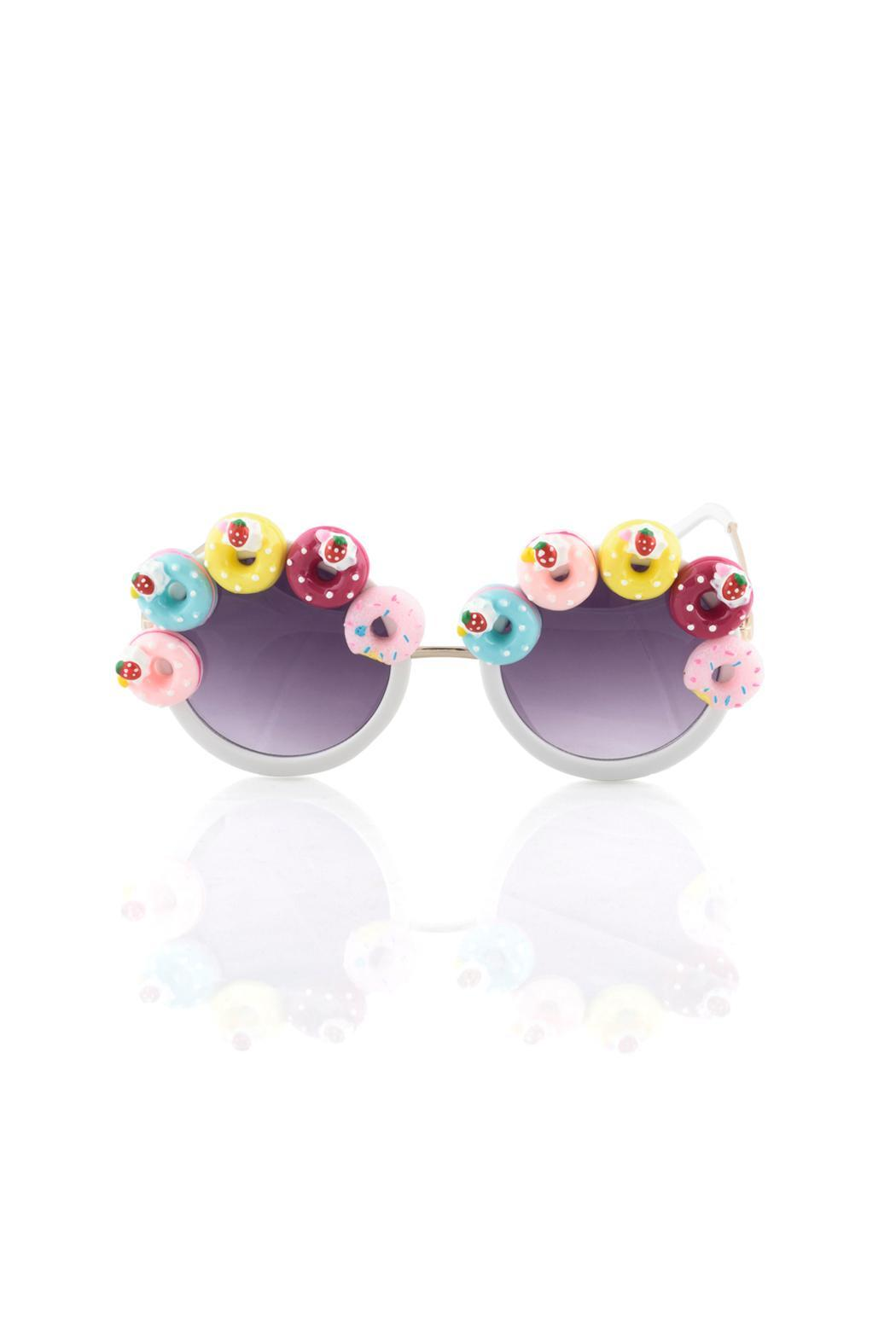 Sprinkle Donut Sunglasses