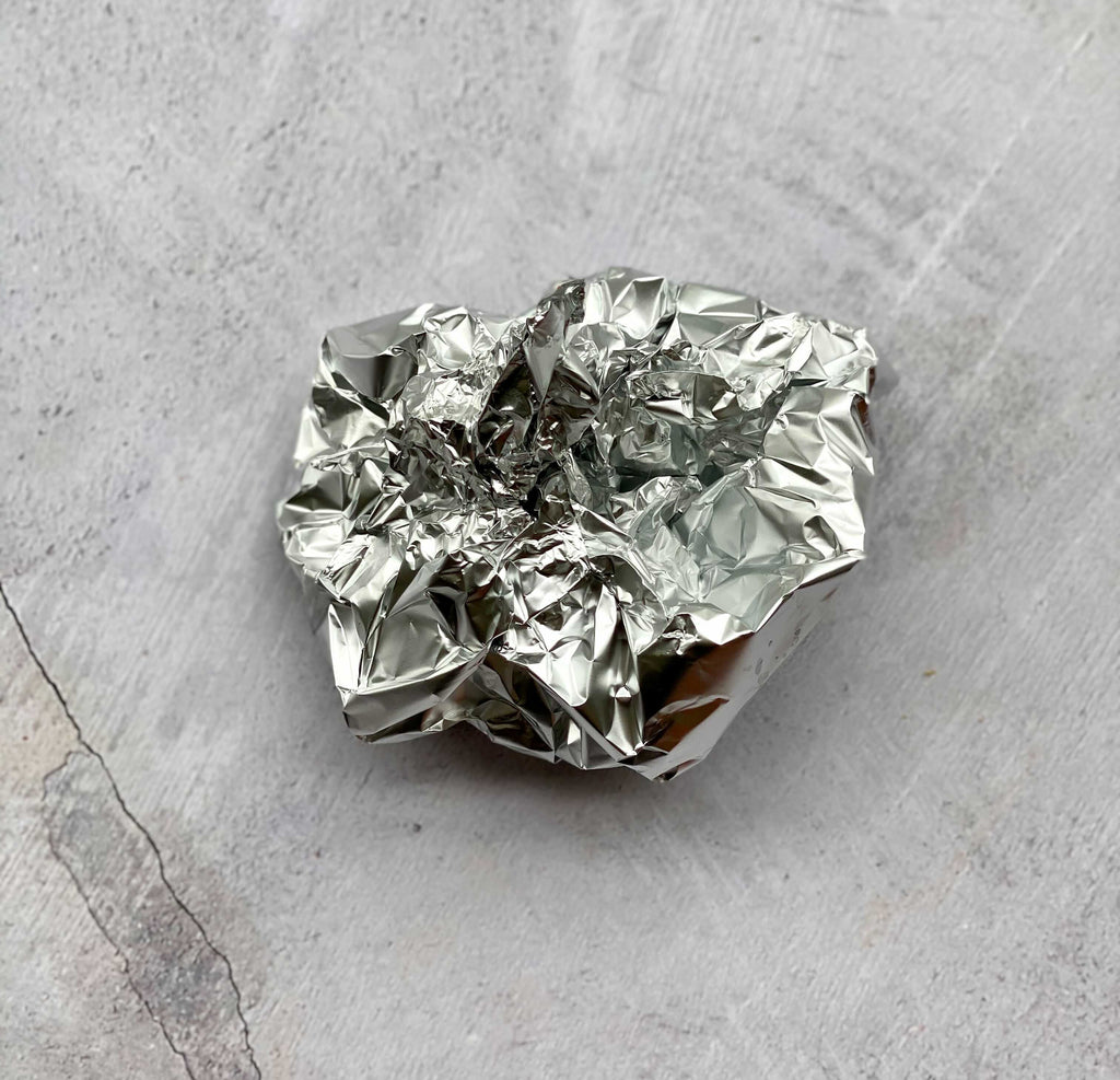 Tin Foil Packet For Beets