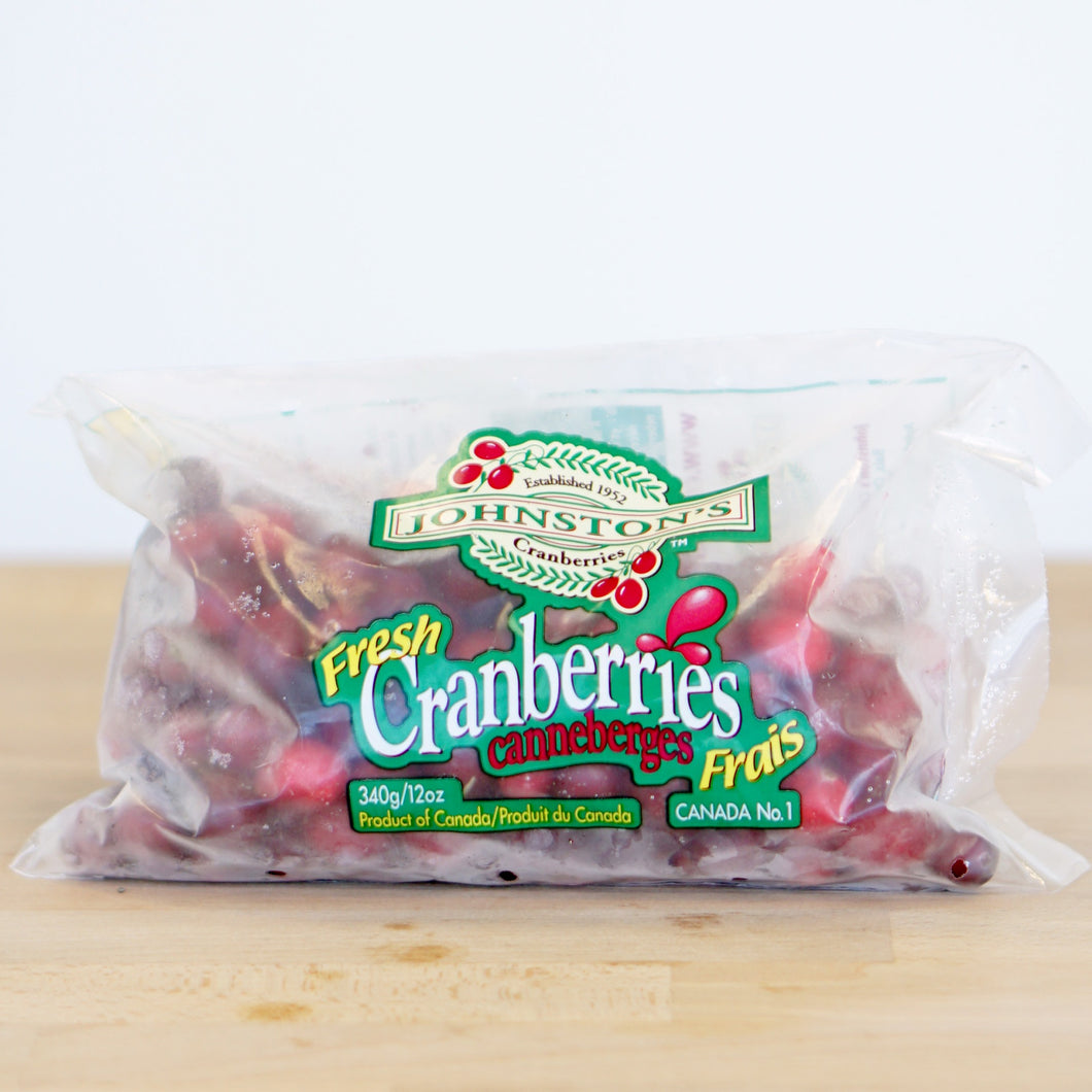 Cranberries, Frozen (340G)