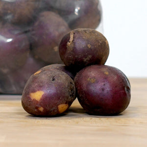 Potato, Huckleberry Gold (10LB)