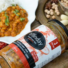 Load image into Gallery viewer, Chickpea Curry Stew (Tiffinday)