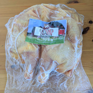 Chicken, Whole Flattened (~1.93kg - Frozen)