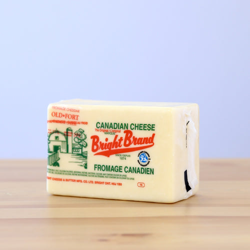 Old White Cheddar Cheese