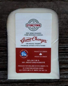 "Cheese, ""Game Changer"" Red Wine Soaked Cow's Milk (~170g)"