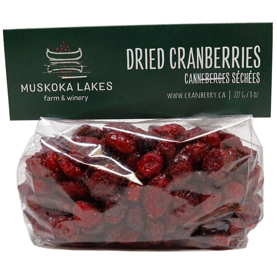 Dried Cranberries Sweetened (454g)