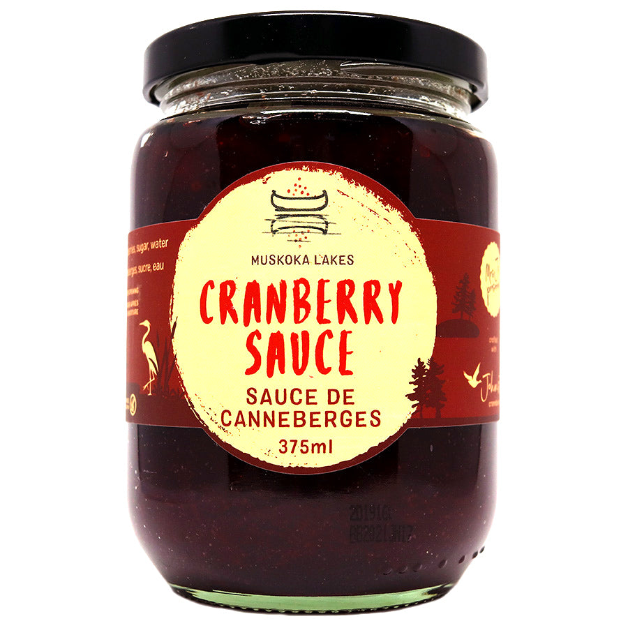 Preserves, Cranberry Sauce (375ml)