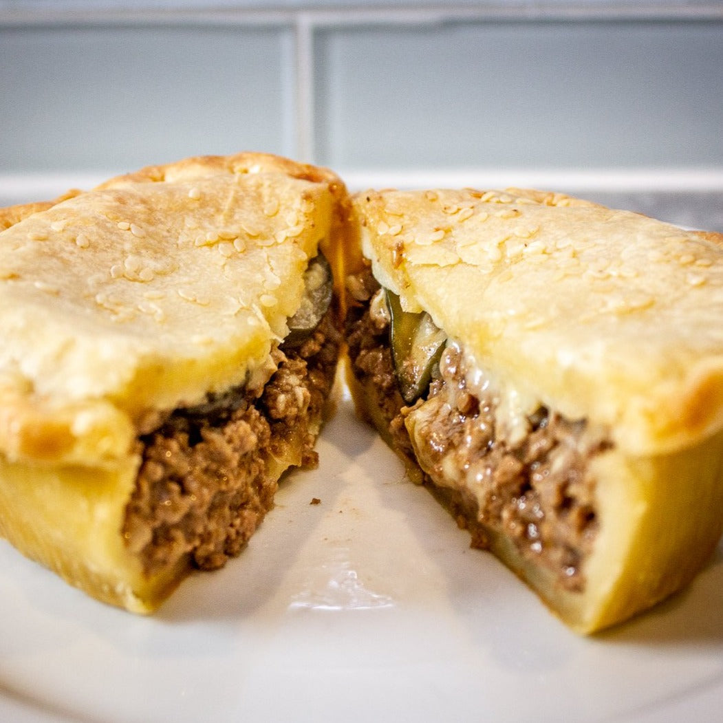 Cheeseburger Pie (5