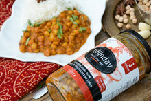 Load image into Gallery viewer, Chickpea Curry Stew (675g Jar - Vegan)