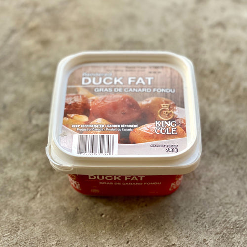 Duck Fat, Rendered (King Cole Ducks)