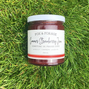 Jam, Summer Strawberry (250ml)