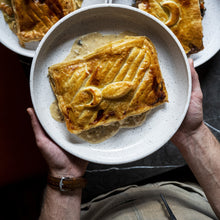 Load image into Gallery viewer, Fogo Island Fish & Shrimp Pie (Marben)