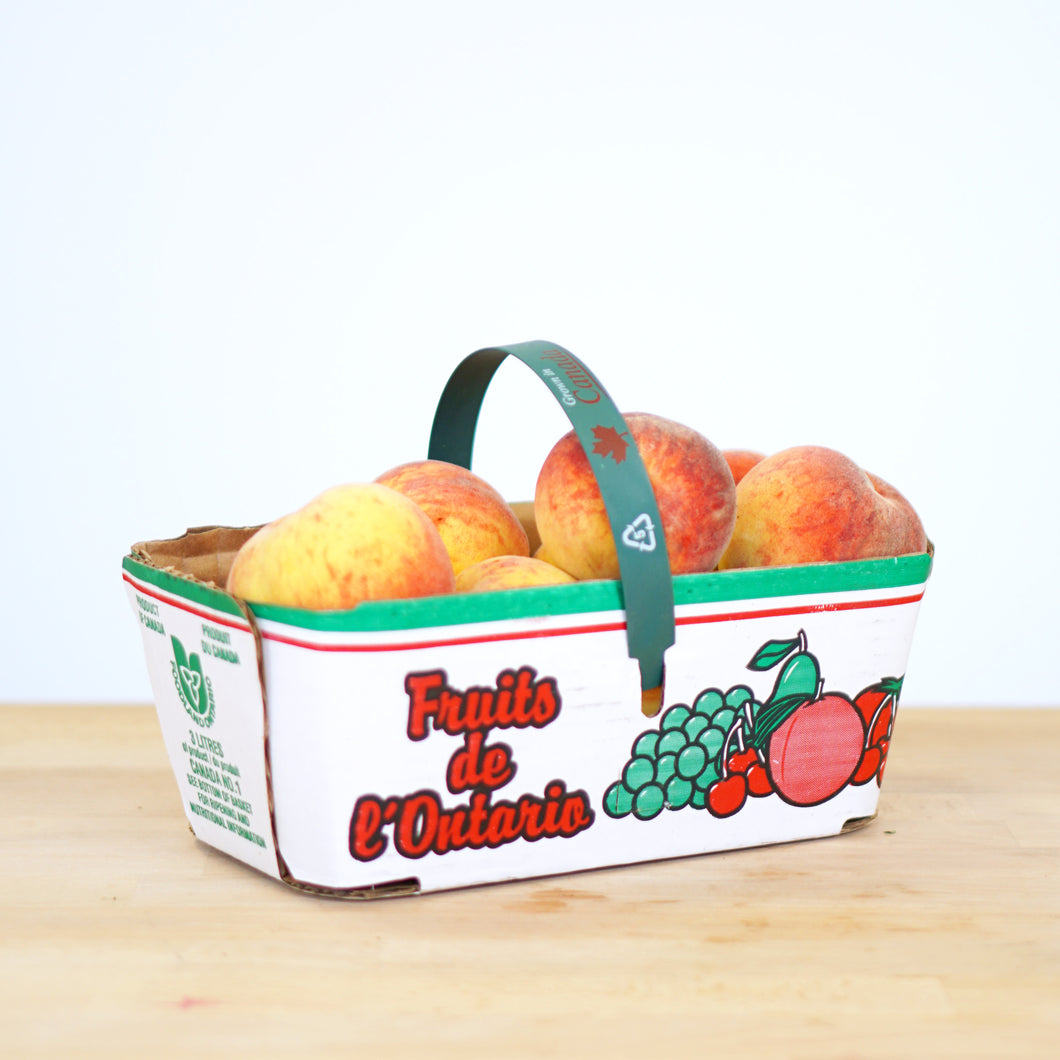 Peaches, Semi-Freestone 3L