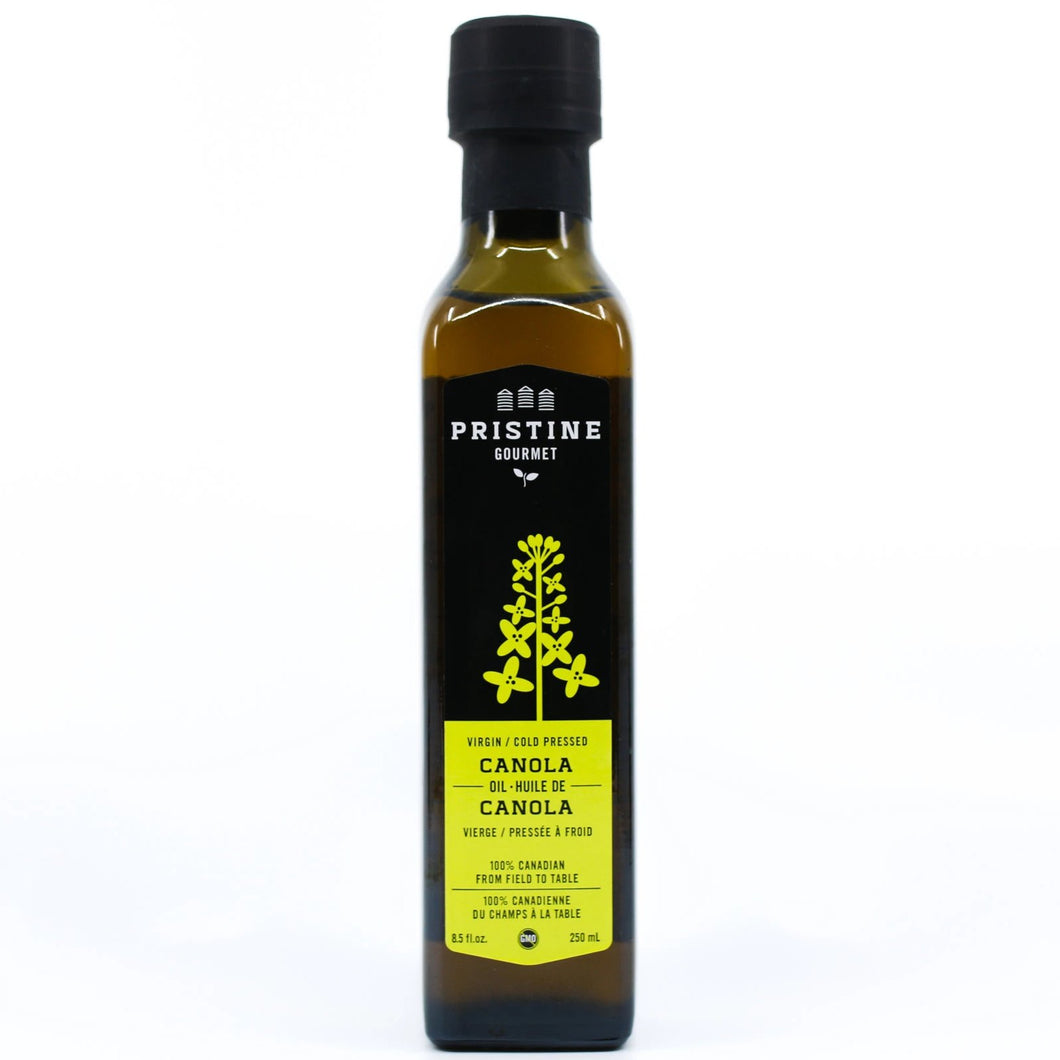 Canola Oil, Cold-Pressed