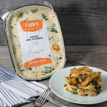 Load image into Gallery viewer, Farmr's Veggie Mac & Cheese (1kg - Frozen)