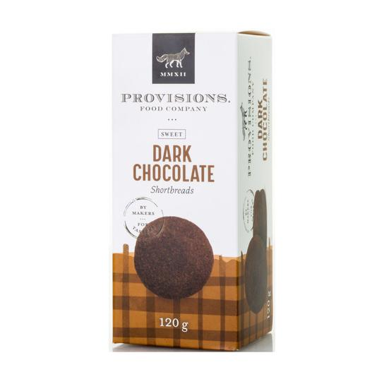 Shortbread, Dark Chocolate (110g)