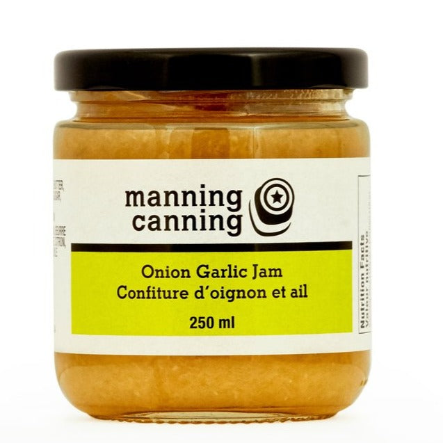 Jam, Onion Garlic (250ml)