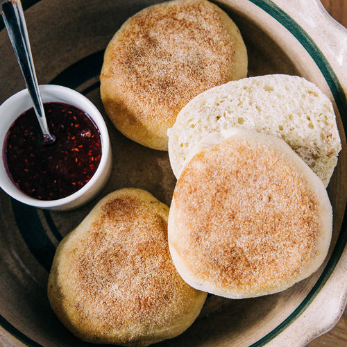 English Muffins (Spent Goods)