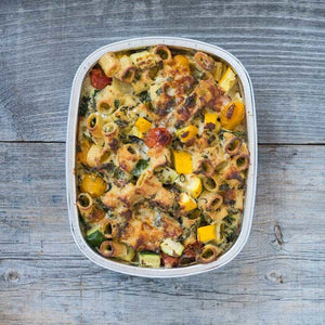 Farmr Garden Vegetable Mac and Cheese