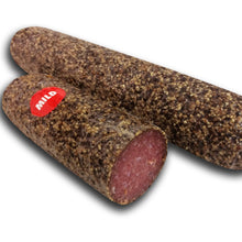 Load image into Gallery viewer, Salami, Mini Pepper (Half Piece) ~300g