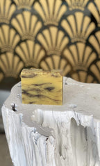 Burnt Orange Patchouli Soap
