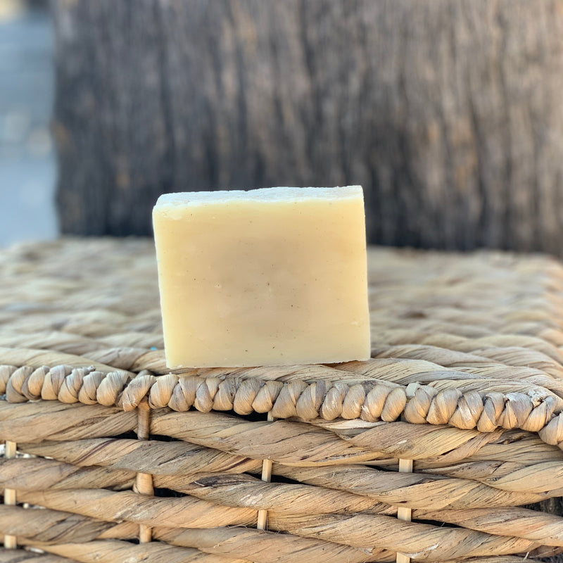 Tea Tree Herb and Mint (hair, body, and beard) Soap