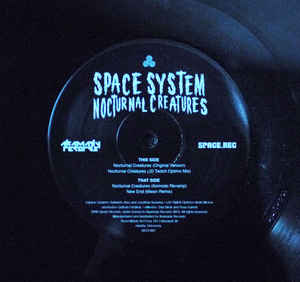 Space System ‎– Nocturnal Creatures