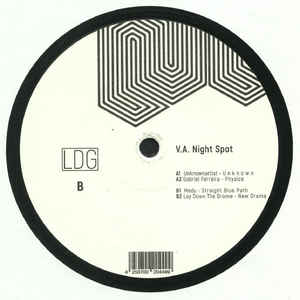 Various ‎– LDV02 - Night Spot