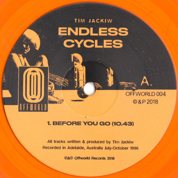 Tim Jackiw - Endless Cycles