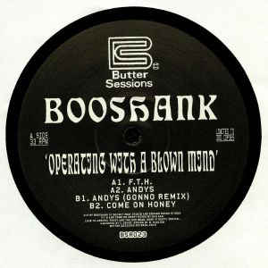 Booshank ‎– Operating With A Blown Mind