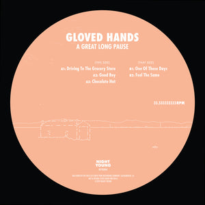 Gloved Hands ‎– A Great Long Pause