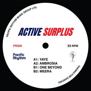 Active Surplus ‎– Active Surplus