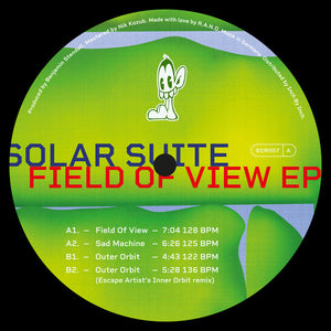 Solar Suite - Field of View