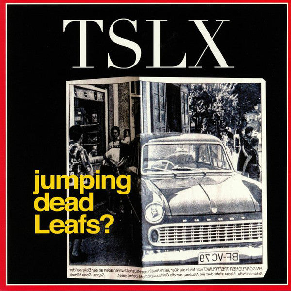 Tolouse Low Trax - Jumping Dead Leafs?