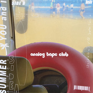 Analog Tape Club - Summer You And I / Heartbreak Midnight Surfing