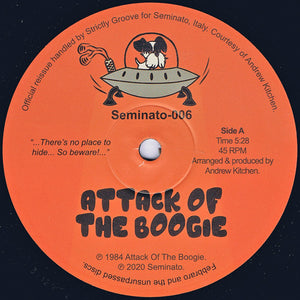 Andrew Kitchen - Attack of The Boogie