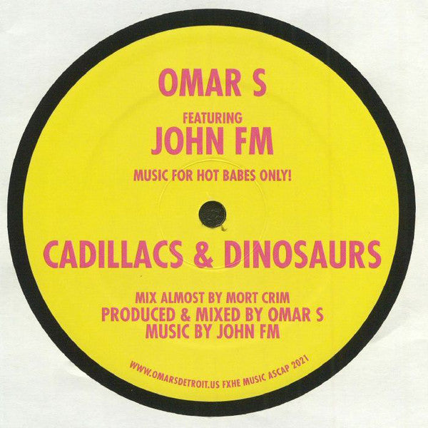 Omar S ft John FM - Music For Hot Babes Only