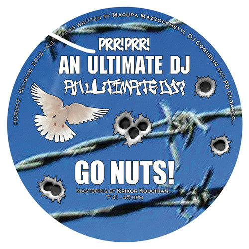 An Ultimate DJ ‎– An Ultimate DJ?