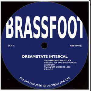 Brassfoot ‎– Dreamstate Intercal