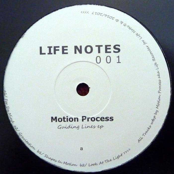 Motion Process ‎– Guiding Lines