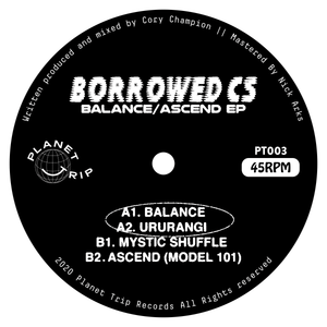 Borrowed CS - BALANCE|ASCEND