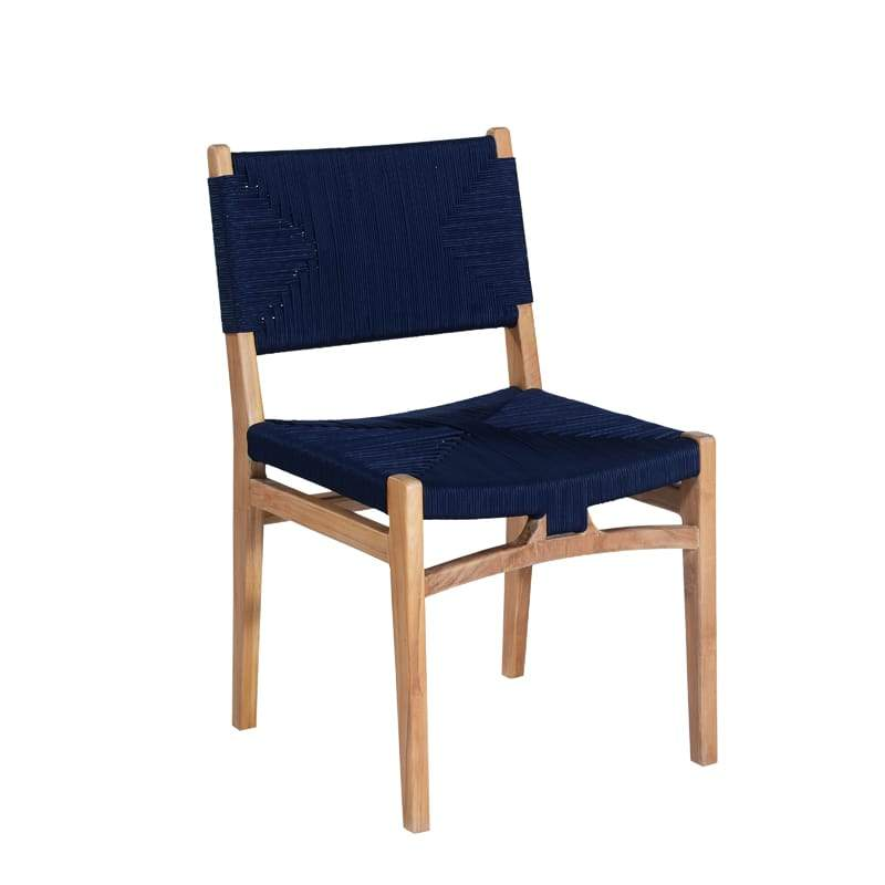 MARILOU Shop Coming Soon - End May Bari Navy Blue Chair
