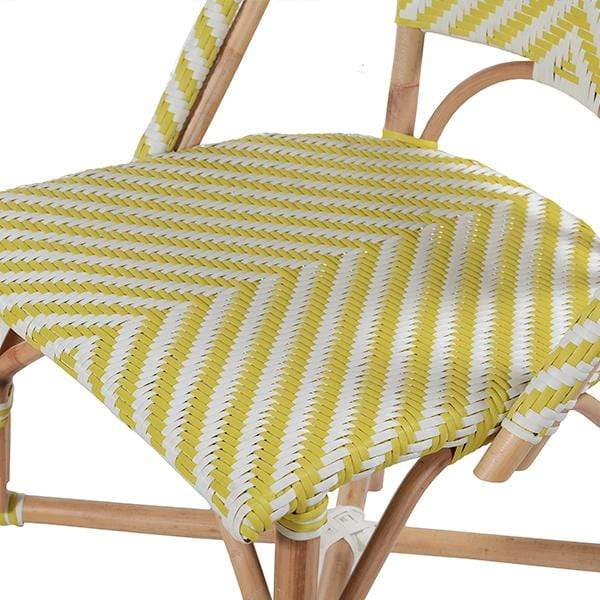 Chair Bistro Yellow