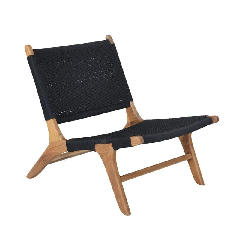 Chair Capri Black