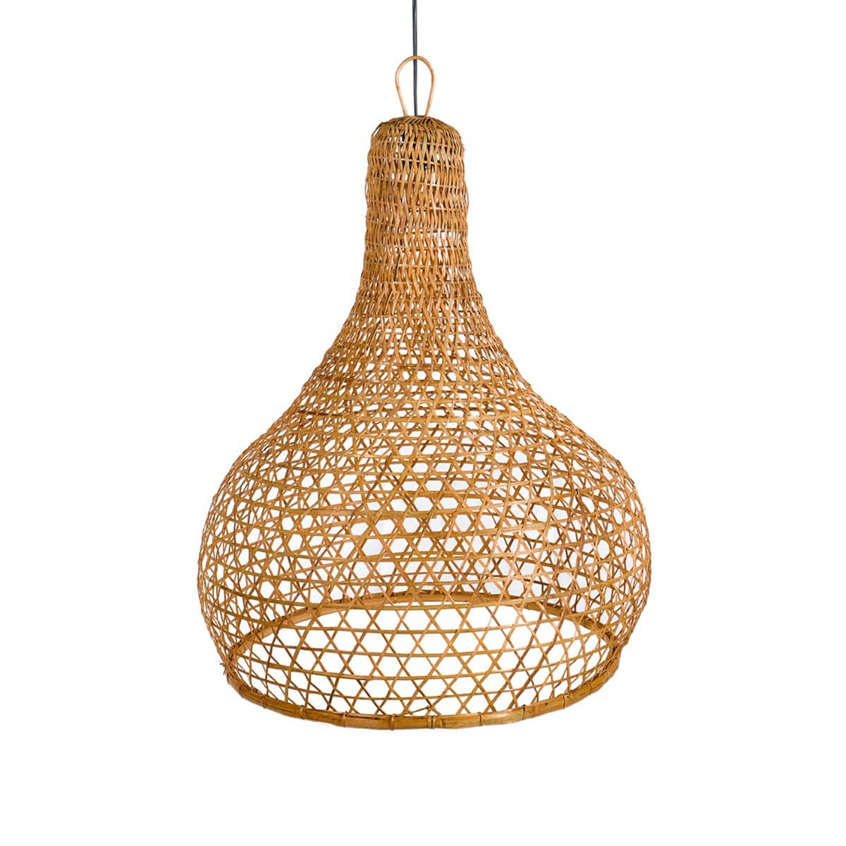Lamp Kubah Bambu (NEW)