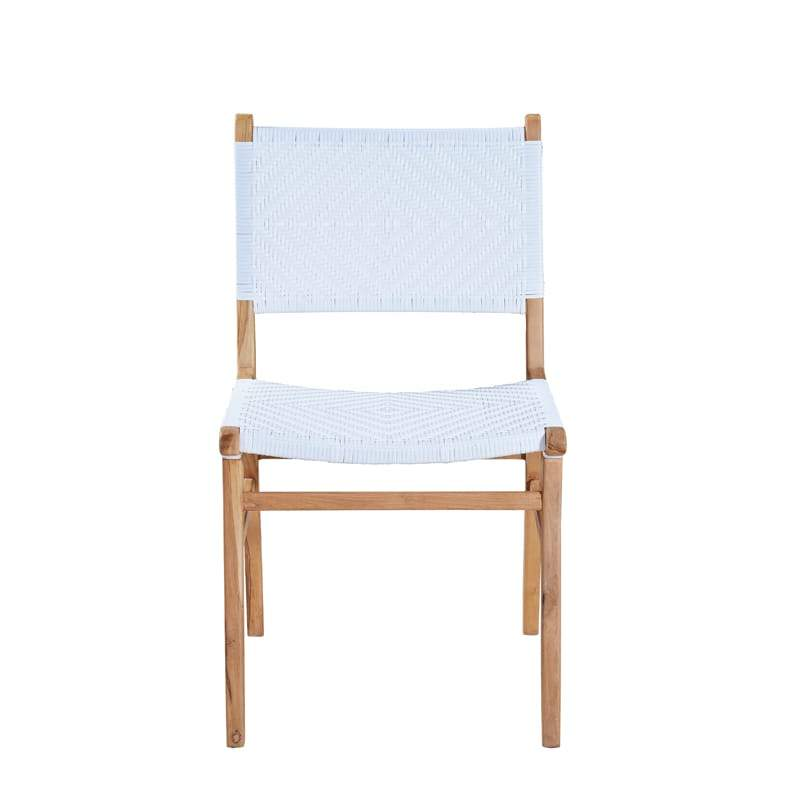 MARILOU Shop Chairs Milan White Chair