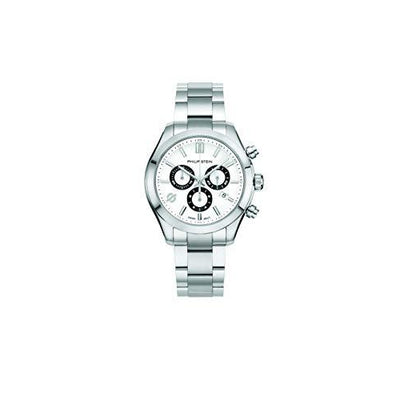 Philip Stein Dress Watch (Model: 92C-CRWBK-SS)